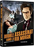 Double assassinat dans la rue Morgue [Combo Blu-ray + DVD]
