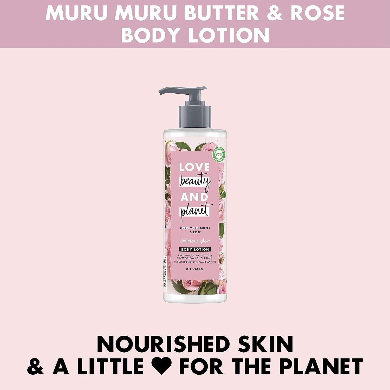 Love Beauty and Planet Lait pour le Corps, Beurre de Muru Muru ...