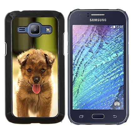 Amazon.com: STPlus perro carcasa rígida para Samsung Galaxy ...