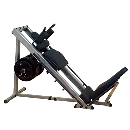 Pressa Per Gambe Body Solid Glph1100 120 Kg Olympia