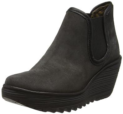 Fly Chaussures London Yat et Sacs Bottes Femme wTUCgw