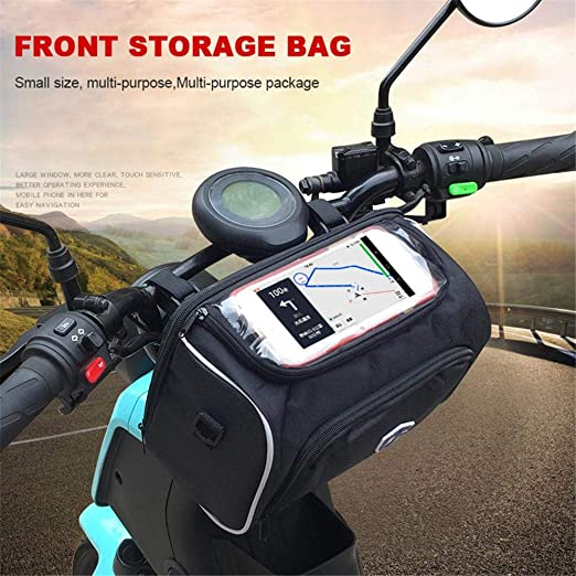 zaote - Bolsa de almacenaje para Bicicleta de Moto, Impermeable ...