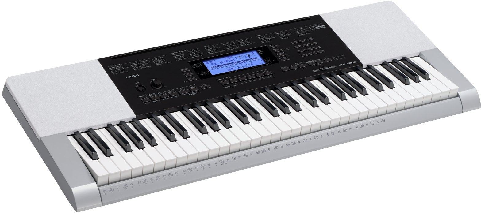 Excellent Functionalities And Key Actions Casio ctk 4200