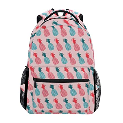 3cf63b930836 Amazon.com: Pineapple Sketch Pop Art Trekking Backpack Fashion ...