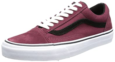 vans borgoña old skool