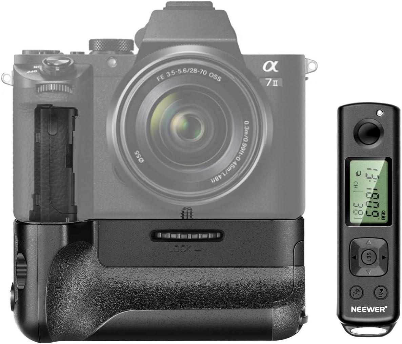 Neewer Vertikaler Batteriegriff Für Sony A7ii A7rii Kamera