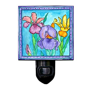 Perfect Iris Night Light Nightlight Kids Bedroom Home Decor Lighting Flower Mother  Mom Garden Floral Nature Nice Ideas