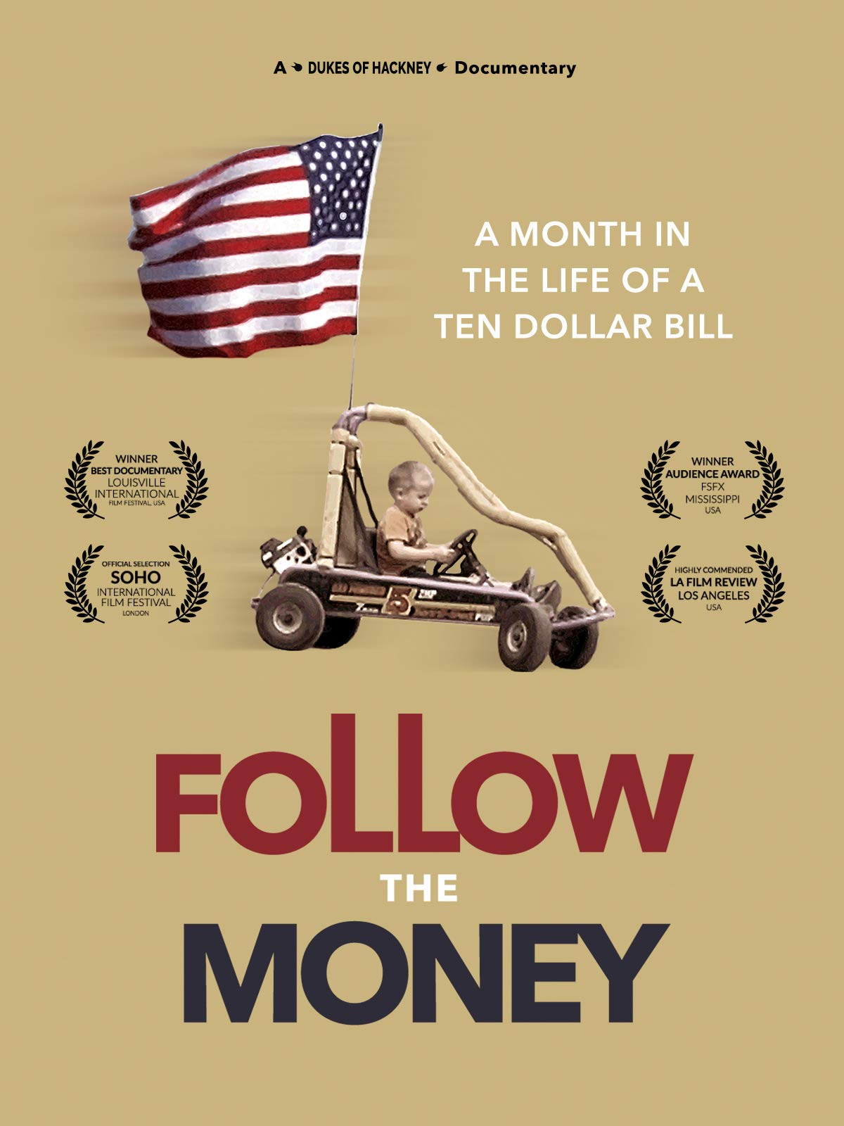 Follow The Money: A Month In The Life Of A Ten Dollar Bill on Amazon Prime Video UK