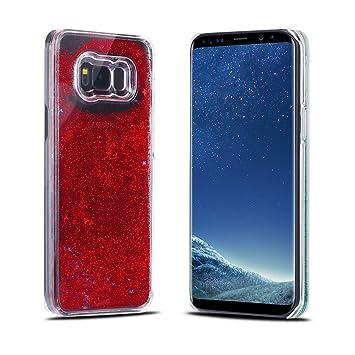 Funda Samsung S8 Plus, Carcasa Galaxy S8 Plus, RosyHeart ...
