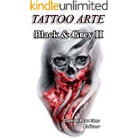 Tatuajes: TATTOO ARTE Black and Grey II: Pinturas.