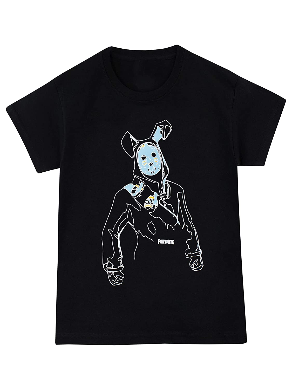 Fortnite Camiseta de Manga Corta para Niños: Amazon.es: Ropa y accesorios
