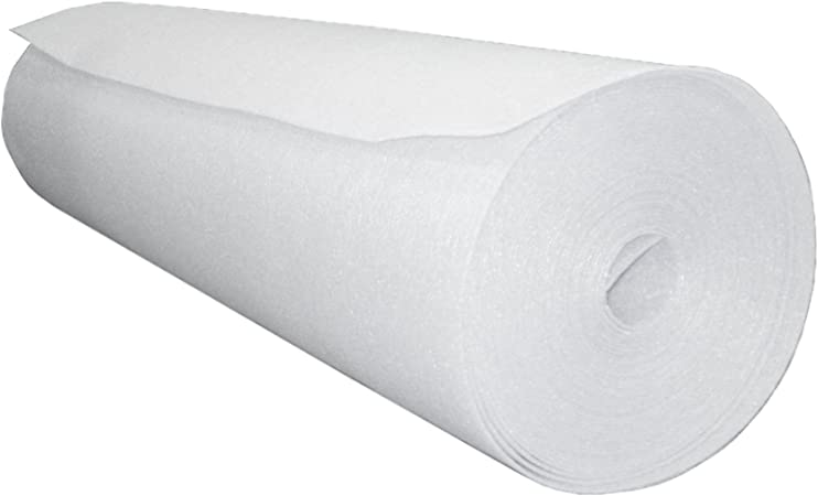 x 60/' Above Ground Pool Wall Foam 1//8in x 48in