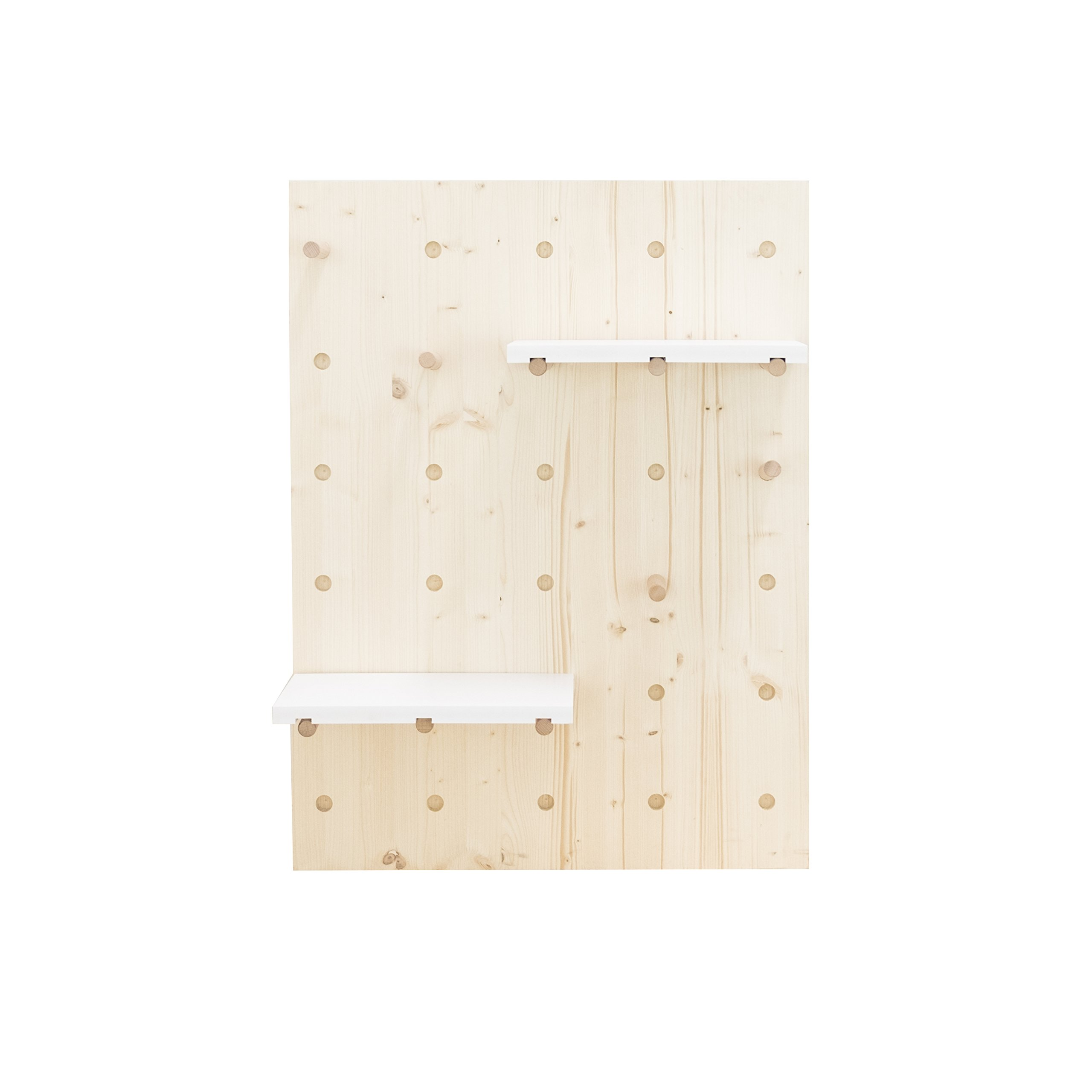 Decowood Panel of Accessories, Wood, Beige, 120x 40x 2cm by Decowood (Image #1)