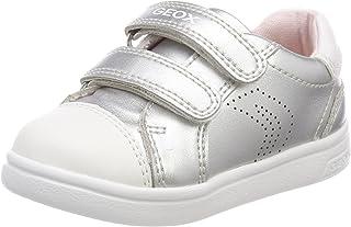 Geox B Djrock C, Sneakers Basses bébé Fille Sneakers Basses bébé Fille B821WC000NF