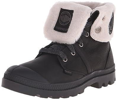 Palladium Women's Pallabrouse Baggy WPS Rain Boot, Black, ...