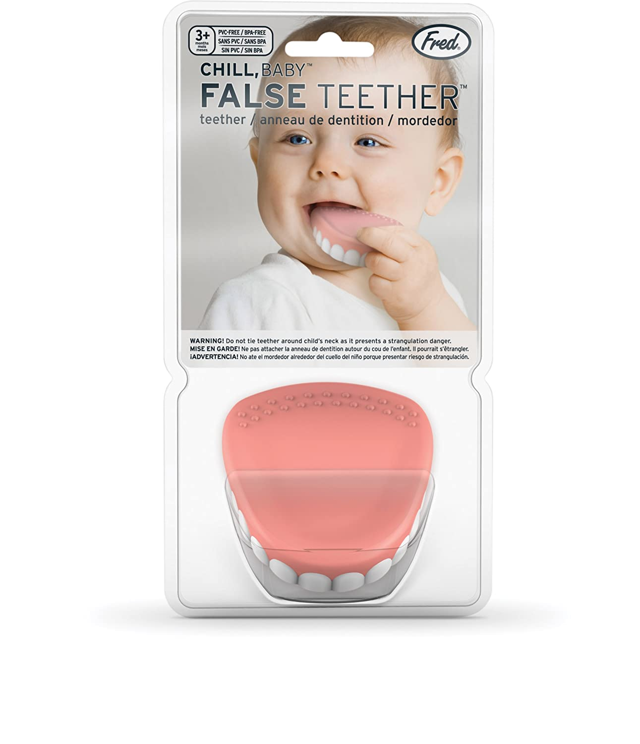 Fred Succulent Teether