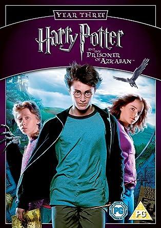 Harry Potter And The Prisoner Of Azkaban Edizione: Regno Unito ...