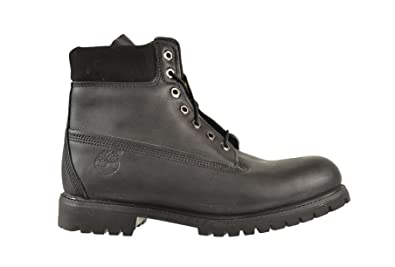 Timberland 6 Inch Premium Men s Boots Black 10054 (9 D(M) ... 0aa41606f