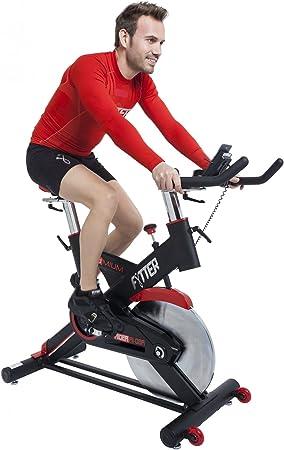 FYTTER - Bicicleta De Spinning Ri-08R: Amazon.es: Deportes y aire ...