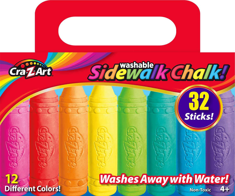 Cra-Z-Art Sidewalk Chalk (32 Count)
