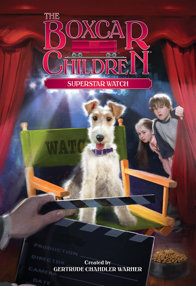 Superstar Watch Boxcar Children Mysteries product image