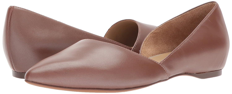 Naturalizer Women's Samantha Pointed Toe Flat B0722K38T4 7.5 W US|Caramel