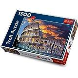 Trefl 26068 - Puzzle, The Collosseum in Rom, 1500 Teile