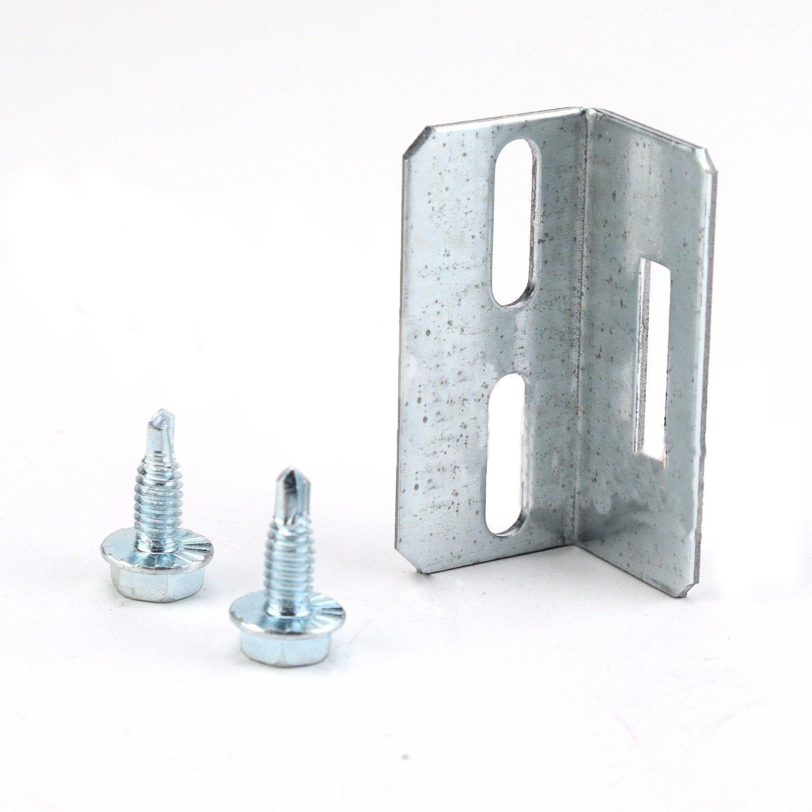 Adjustable Garage Door Gates Lock Rod Guide Support