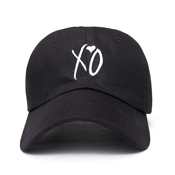 Fashion Snapback Hats for Men Women Hip Hop Dad Caps Sun Street Skateboard Cap Black
