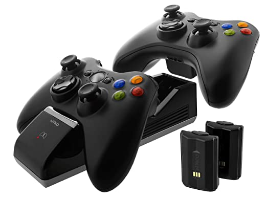 Amazon.com: Nyko Charge Base S - 2 Port Controller Charger ...