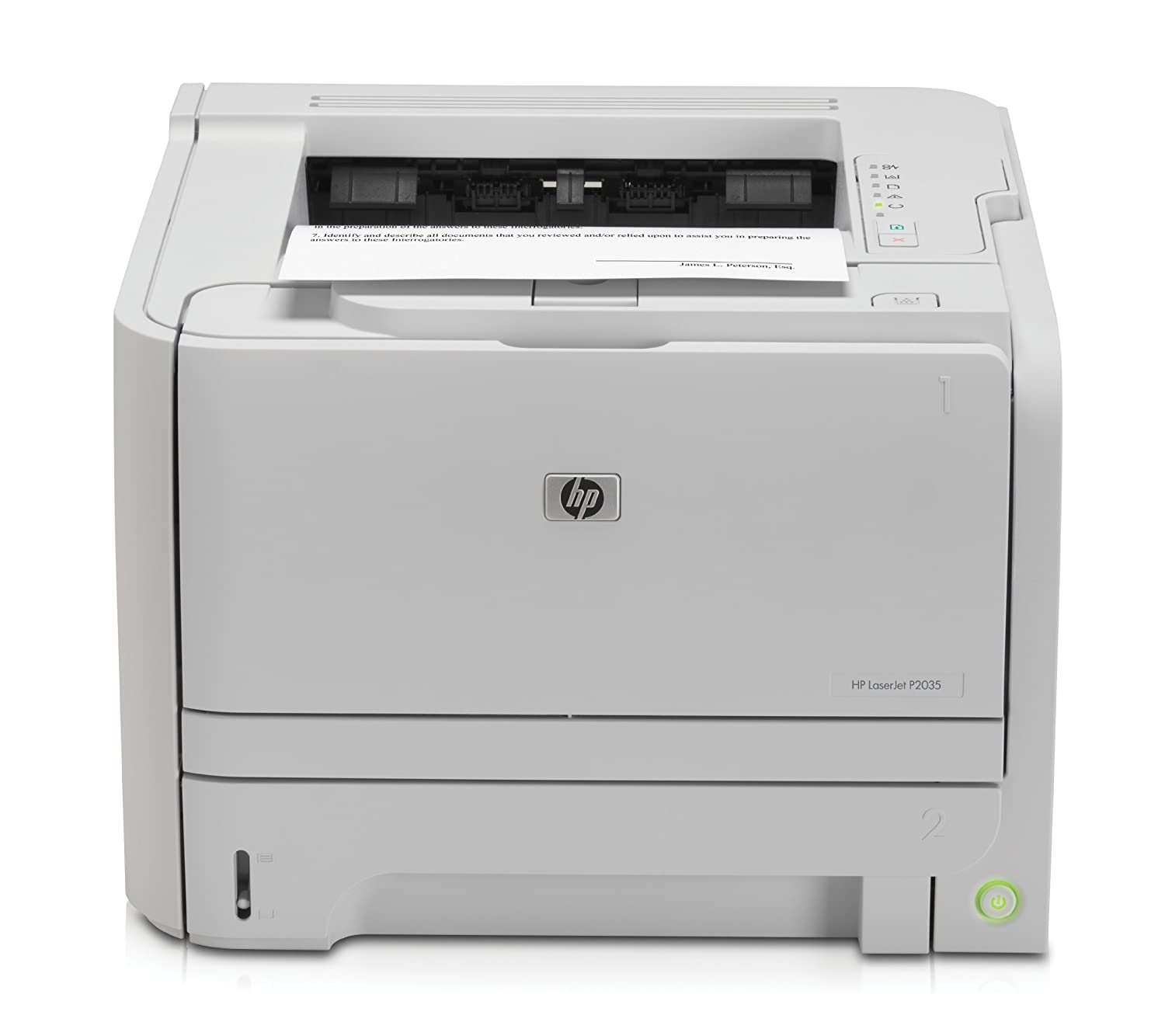 HP Laserjet P2035 Printer (Certified Refurbished)