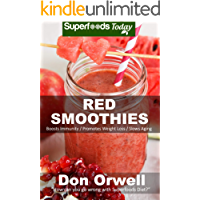 Red Smoothies: Over 50 Blender Recipes