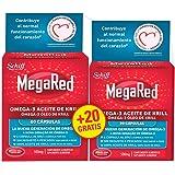 Megared Omega 3, 500mg, 60capsulas.Pack 2Un.: Amazon.es: Salud y ...