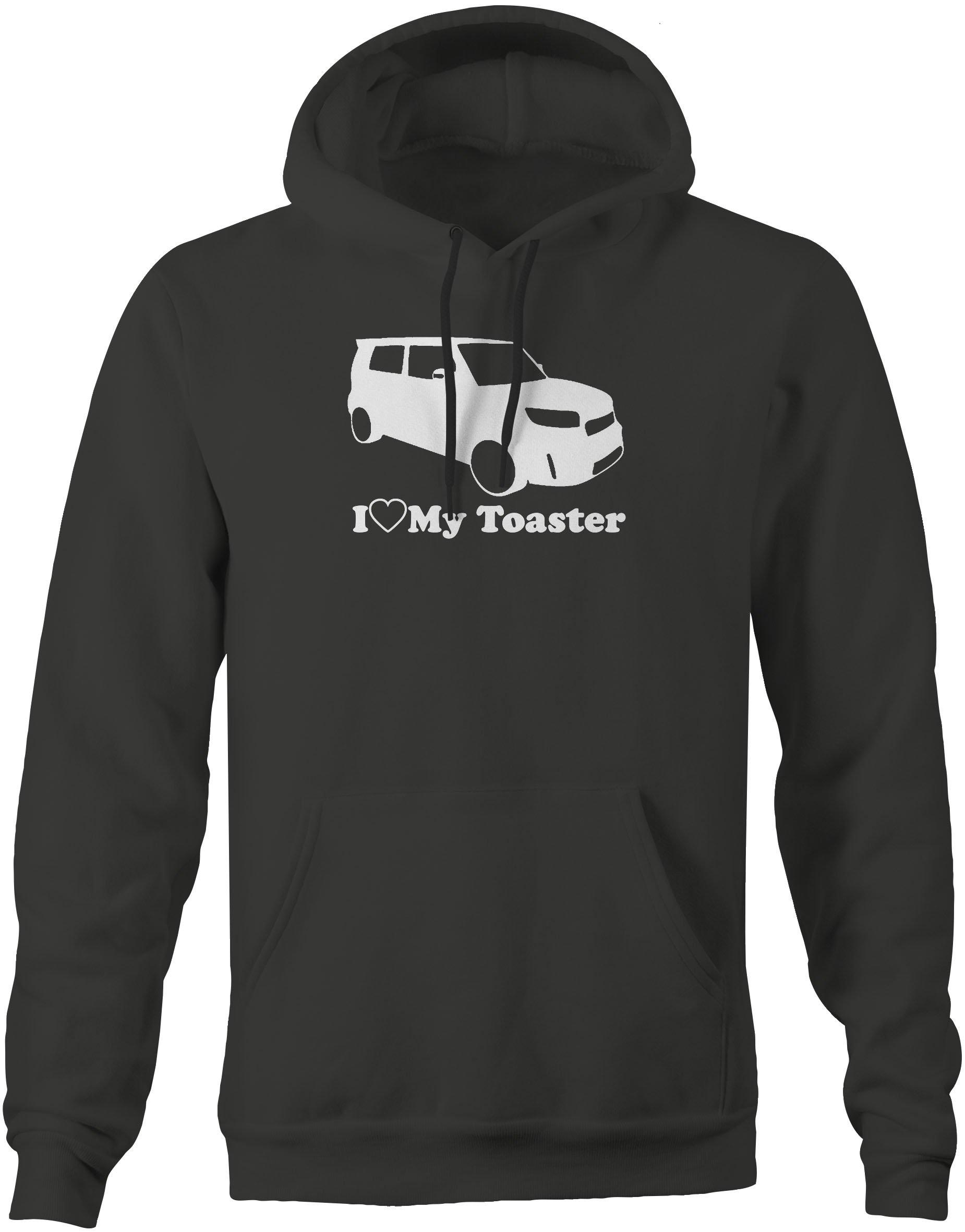 I Love My Toaster Scion XB Lowered Custom Sweatshirt - Large