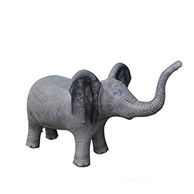 Jet Creations Inflatable Baby Elephant 36 inch Pool Party Decoration Birthday Kids and Adult Stuffed Animals an-ELE8: Toys & Games
