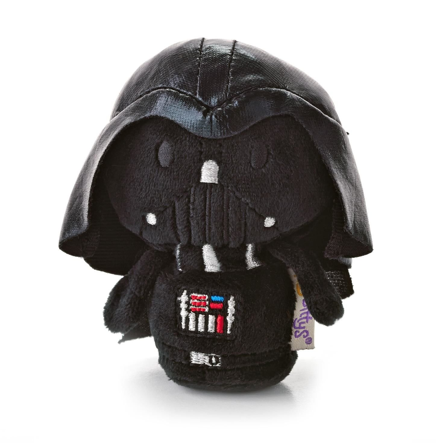 Amazon Com Hallmark Itty Bittys Star Wars Darth Vader Stuffed