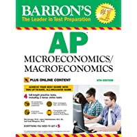 Barron's AP Microeconomics/Macroeconomics with Online Tests