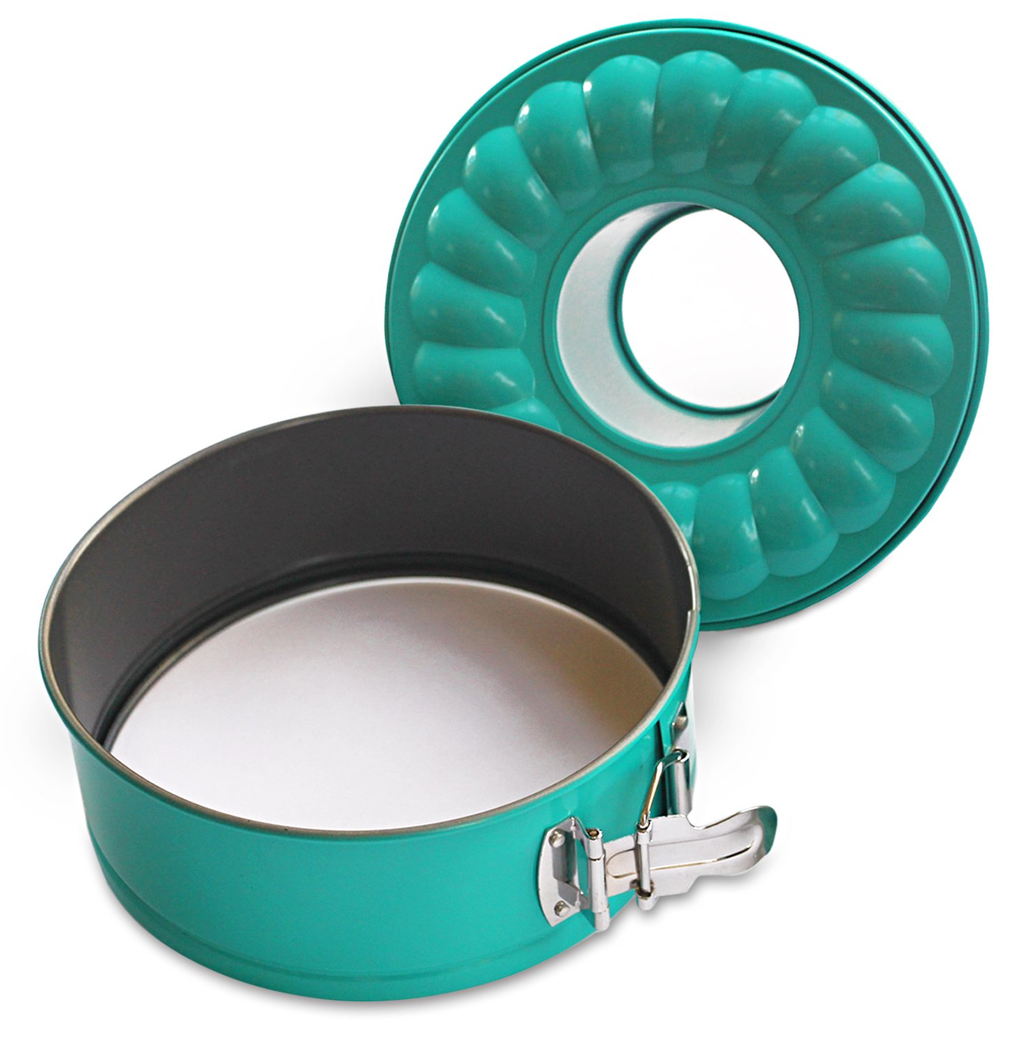 7' Inch Non-stick Springform Bundt Pan