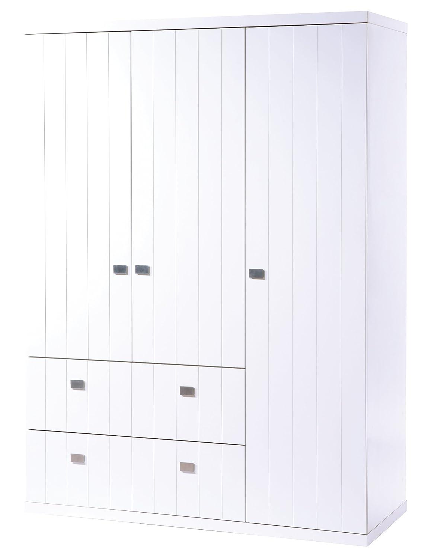Roba 41462 Kleiderschrank 3 Turig Multistar Gunstig Kaufen