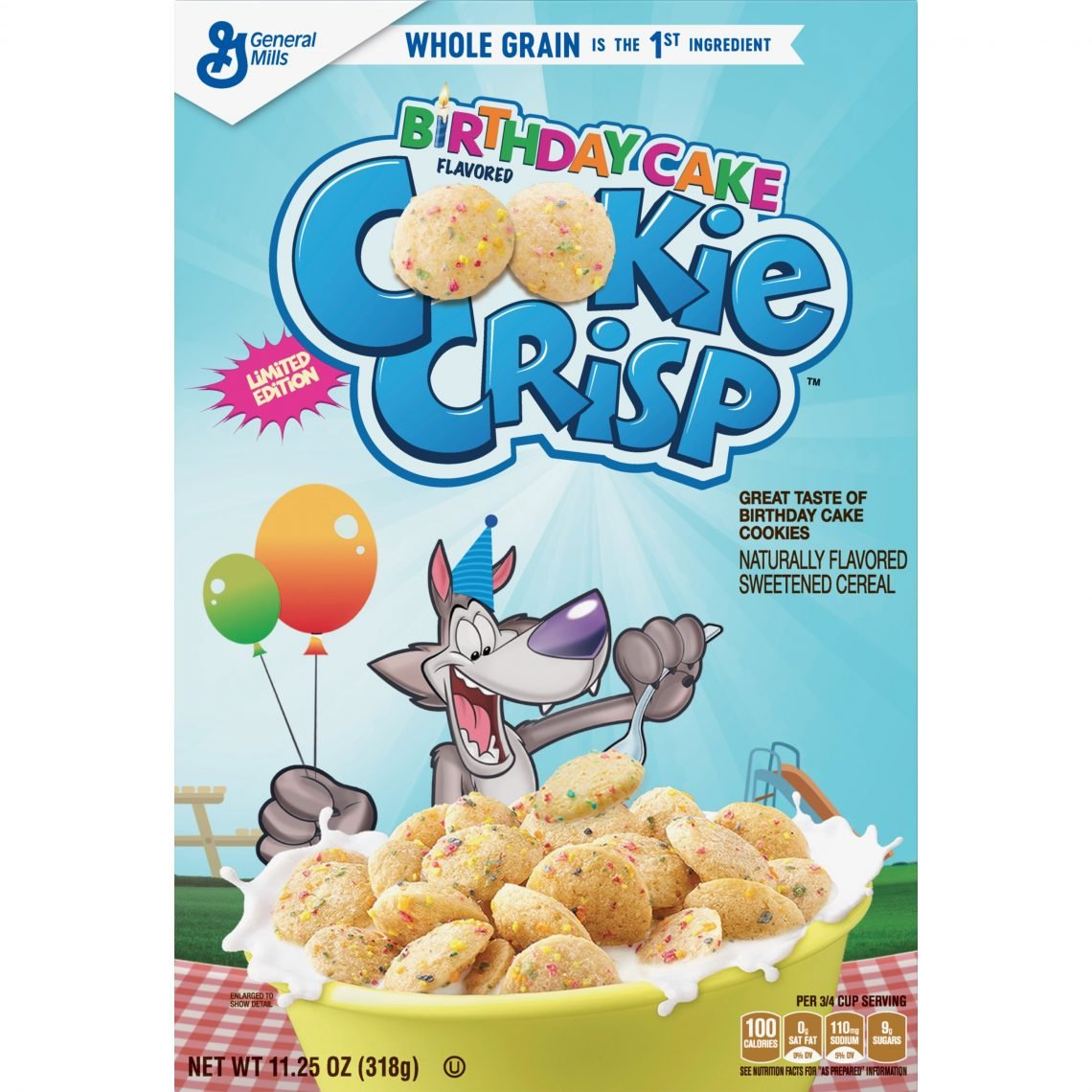 Amazon Cookie Crisp Birthday Cake Cereal 1125 Oz Grocery