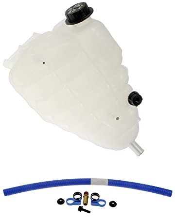 Engine Coolant Recovery Tank Front Dorman 603-043