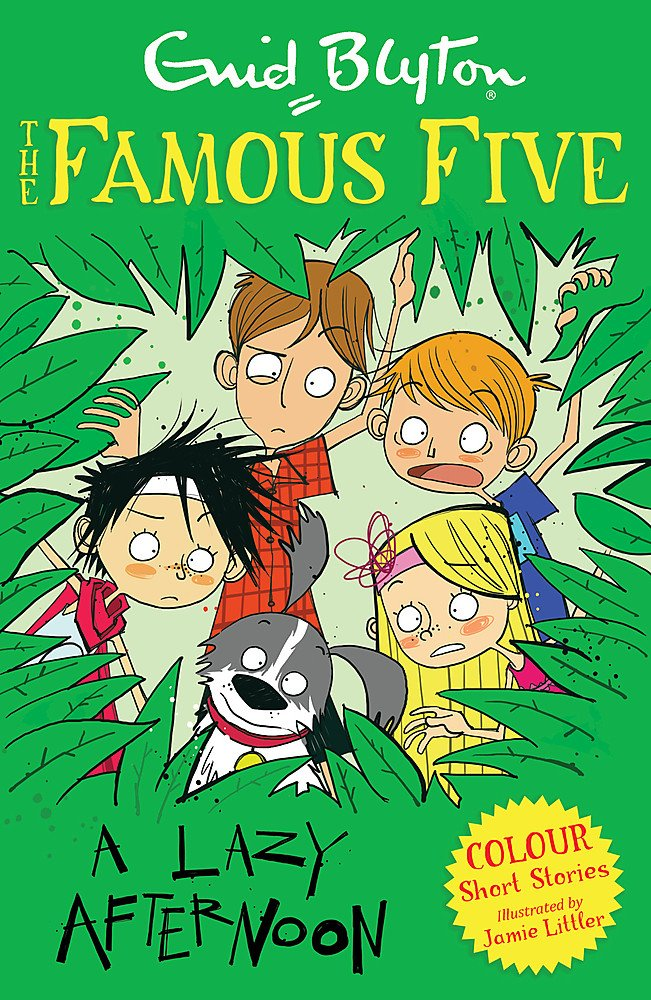 Download A Lazy Afternoon (Famous Five Colour Reads) pdf epub