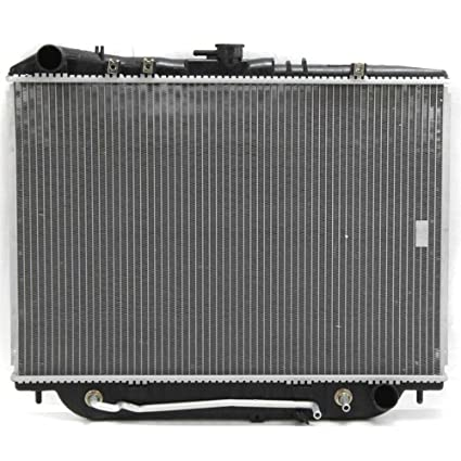 Evan-Fischer EVA27672031465 Radiator for HONDA RODEO 93-97 VEHICROSS 99-01 3.2