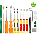 Nintendo Screwdriver Set-Younik Triwing Screwdriver for Nintendo 17 in 1 Professional Screwdriver Game Repair Tools Kit…