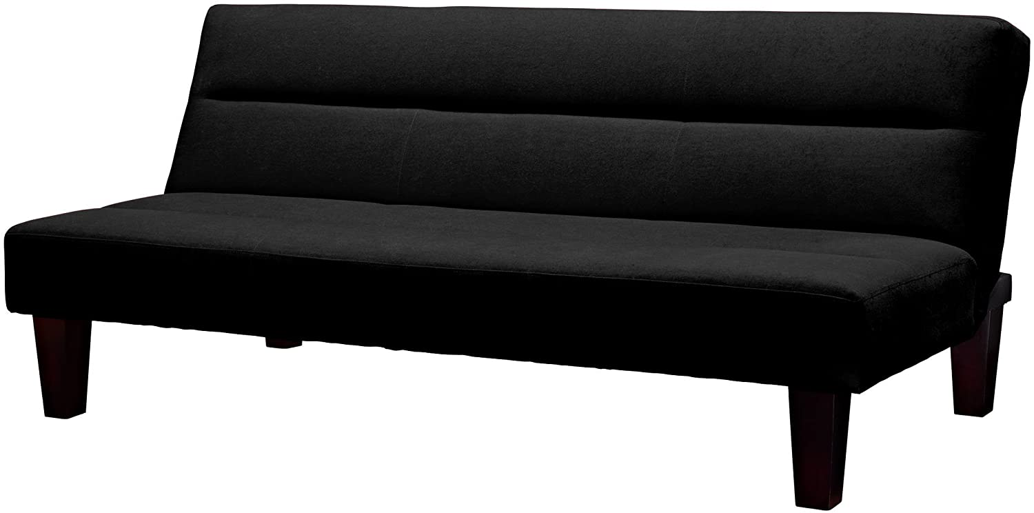 Dorel Home Products Kebo Futon, Black