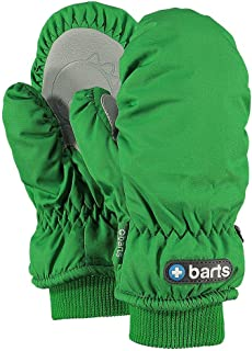 Barts Nylon Gloves Mitts KIDS green