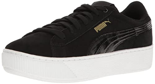 78287ca5fb45 Image Unavailable. Image not available for. Colour  PUMA Women s Vikky  Platform Fashion Sneaker