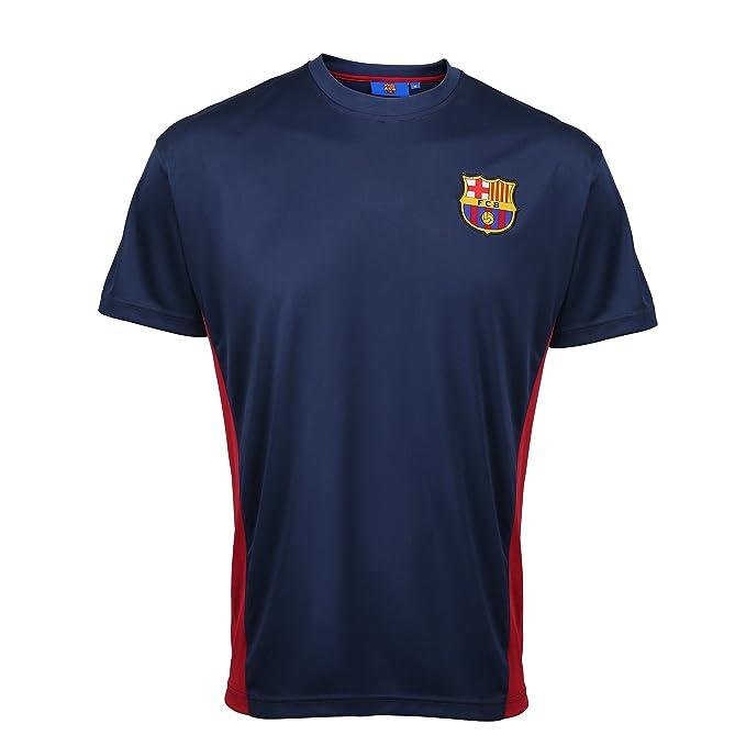FC Barcelona - Camiseta de entrenamiento Deporte para adulto - Producto  Oficial  Amazon.es  Ropa y accesorios 0bfe8f1fb7f