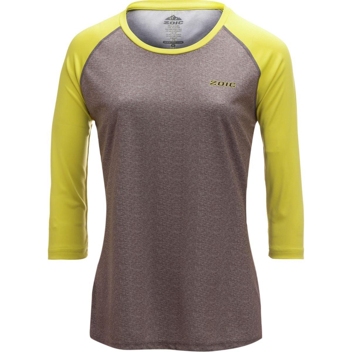 Zoic Jerra Jersey – Women 's B07CRS726H X-Large|Grey Alloy Grey Alloy X-Large