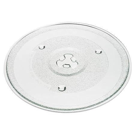 Smartfox - Microondas Platos Cristal Plato Giratorio con ...